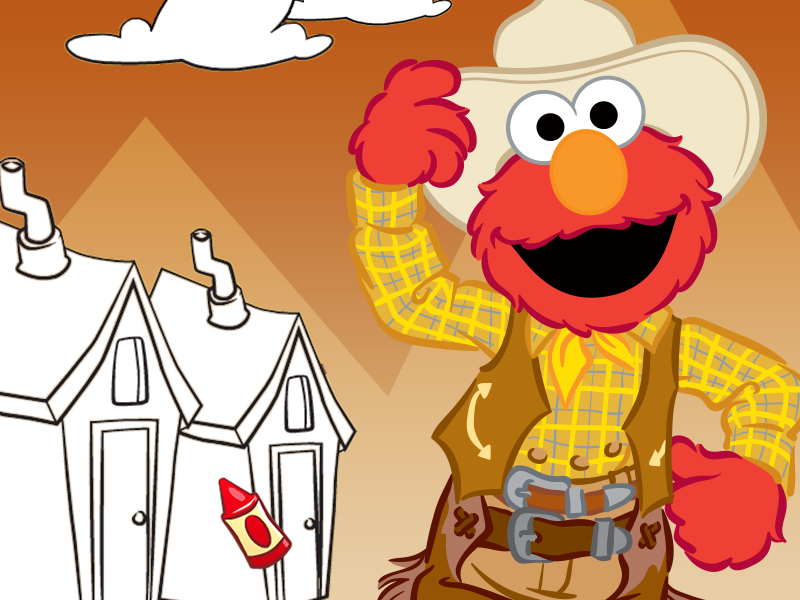 Sesame Street Preschool Games Videos Amp Coloring Pages
