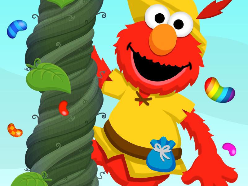 sesame street | play fun games for kids