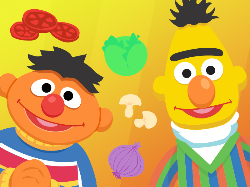 Sesame Street Play Fun Games For Kids