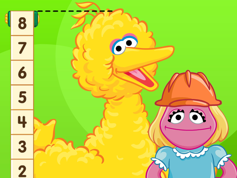 Sesame Street | Play Fun Games for Kids